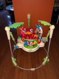 Fisher-Price Rainforest Jumperoo Toronto, M8V 2V7