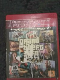 Grand Theft Auto Five Xbox 360 game case Red Deer, T4N 1C1