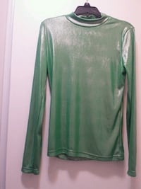 Green and silver shirt Kennesaw, 30144