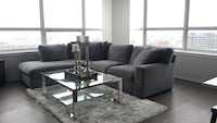 Glass Coffee Table Z-Gallerie