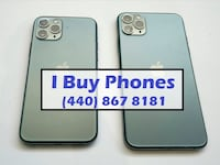 Apple iPhone 11 and 11 Pro Max Smartphone Used