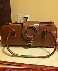 brown leather 1_way handbag 29 km
