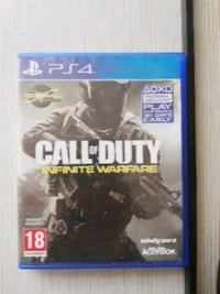 Call of duty infinite warfare temiz PS4 Sümbül Efendi Mahallesi, 34107