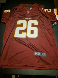 Adrian Peterson Washington Redskins Jersey Medium Grimsby, L3M 4E8