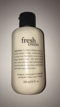 Philosophy Fresh Cream 3 in 1 Cleanser Falls Church, 22041