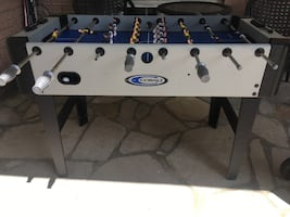 Foosball Table -Sportcraft