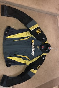 SHIFT ( Yellow and grey and black) XXL Motorcycle jacket
