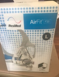 ResMed AirFit F20 Full Face Mask Size Large  Baltimore, 21218