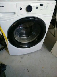 white and black front-load clothes washer Charles Town, 25414