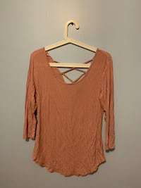 Pink long sleeve top Vaughan, L4J 2Y8
