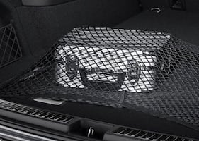 Authentic Mercedes-Benz luggage net