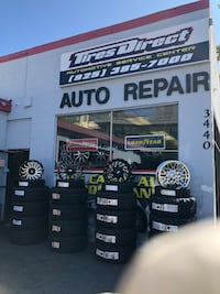 Buy 4TIRE free alignment  Lafayette, 94549