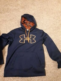Under armour hoodie mens S Edmonton, T5N 2Z9