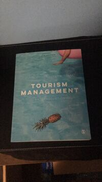 Tourism Management: An introduction by Clare Inkson 556 km