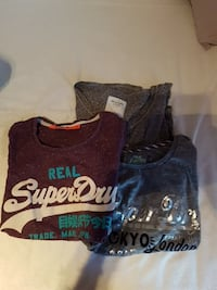 Superdry og Abercrombie & Fitch Oslo, 0789