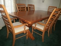 dining table- reduced STANLEY