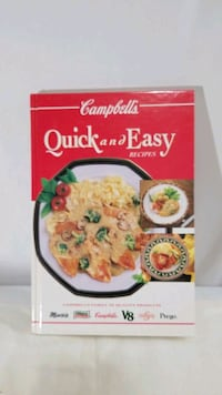 Campbell's Quick and Easy Recipes Baltimore