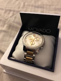 Men's Movado Watch -  2 tone - gold and silver San Diego, 92126