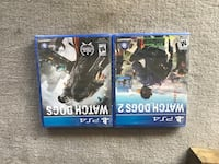 Watchdogs 1 & 2 for PS4  Denver, 80211