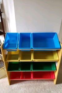 Shelf Organizer 4- Level multi color  Mississauga, L5M 5W8