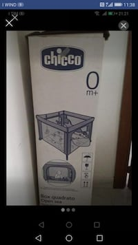 Box Open Sea Chicco blu completo Napoli, 80146
