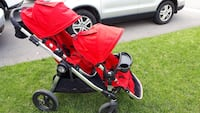 2015 City Select Double Stroller Mississauga, L5H 4B1