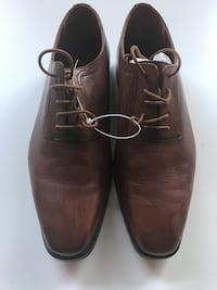 Leather AZRRHA Handmade Modern classic Lace up Oxford shoes size 9 Camarillo, 93012