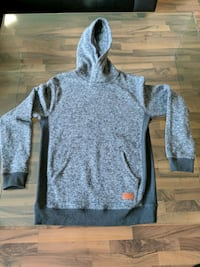 gray and black pullover hoodie Edmonton, T5H 3S3