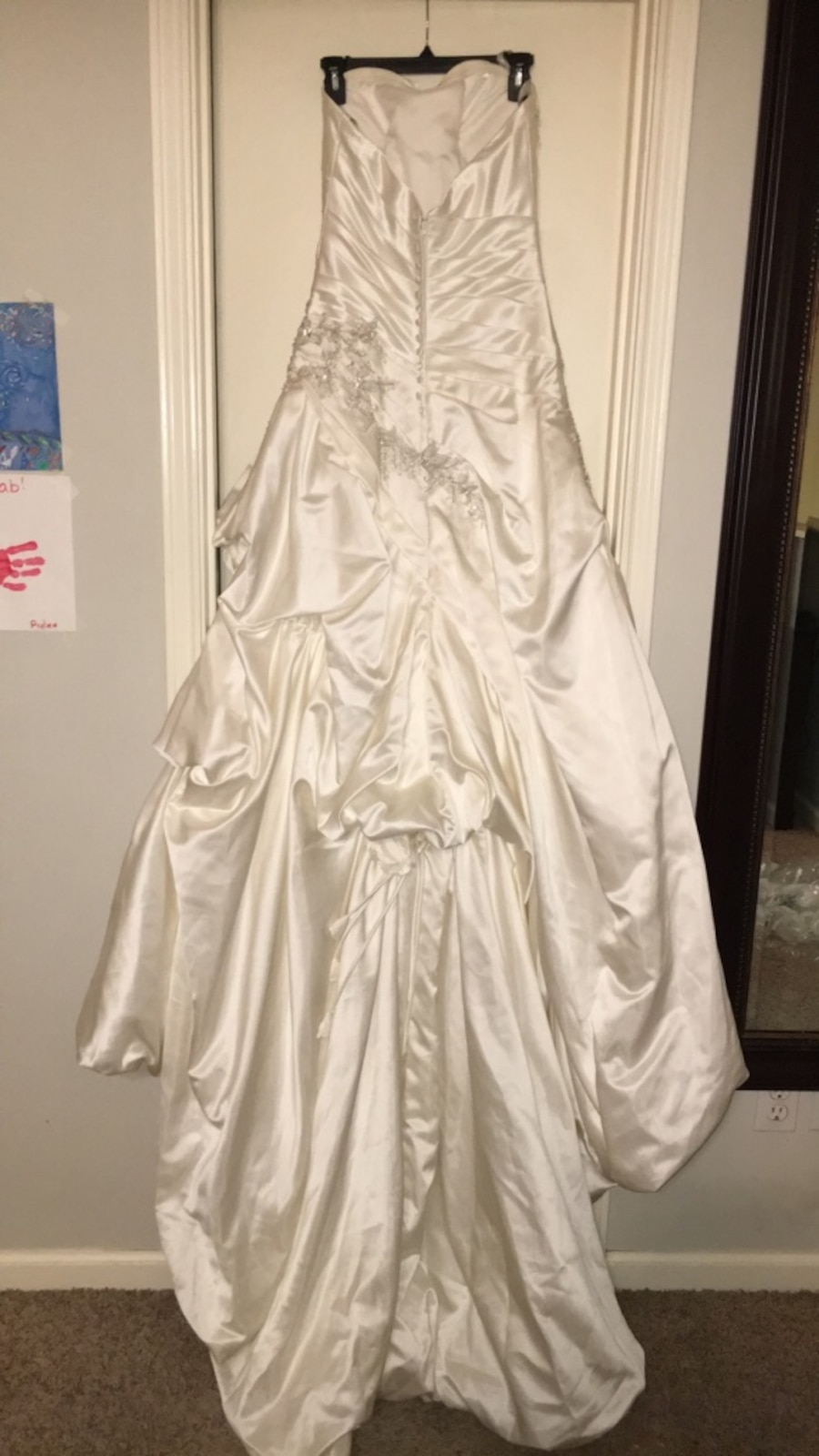 Wedding dress in lafayette letgo for Wedding dresses lafayette la