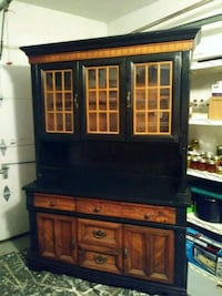 Beautiful hutch two toned Wilmington