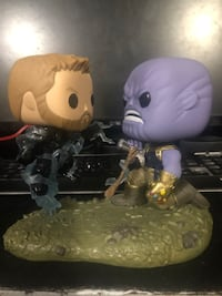 Funko POP: Thor vs. Thanos