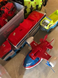 Paw patrol vehicles  Kitchener, N2A 0H6