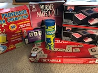 Assorted Family Games! :)