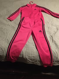 Adidas  track suit for little girl  Essex, 21221