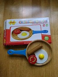 Cooked breakfast set null, 232 35
