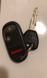 Used Honda car key Toronto, M9A 4M6