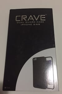 CRAVE IPHONE 6/6S DUAL GUARD CASE Springfield, 22150