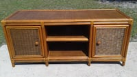 Leader's Casual Rattan tv stand  Largo, 33774
