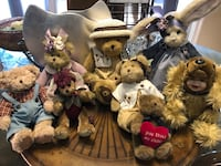Teddy bear collection Citrus Heights, 95610