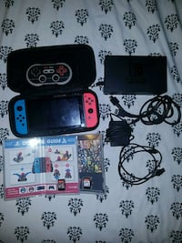 Nintendo Switch plus Games and Accessories Hasbrouck Heights, 07604