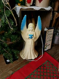 "Blownmold18""  angel Hagerstown, 21740"
