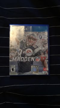 Madden nfl 17 ps4 Winnipeg, R3M 0E2
