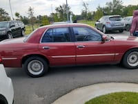 2001 Mercury Grand Marquis Oklahoma City