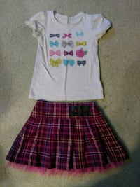 Back to school! Girls size 5t! Spring, 77388