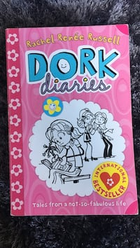 Dork Diaries by Rachel Renee Russell book Sheffield, S21 2BX