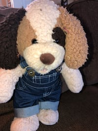 Build a Bear dog with overalls  Westminster, 21157