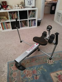 Rowing Machine - Like New