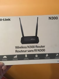 N300 wireless router Brampton, ON, Canada