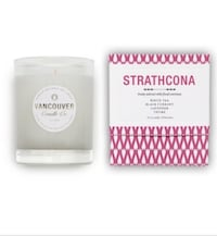 BNIB Vancouver candle co Scented candle Burnaby