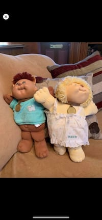 2 animal cabbage patch animals10.00 ea or 2 for 15 Willingboro, 08046